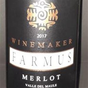 983 - FARMUS WINEMAKER MERLOT - VINHO TINTO