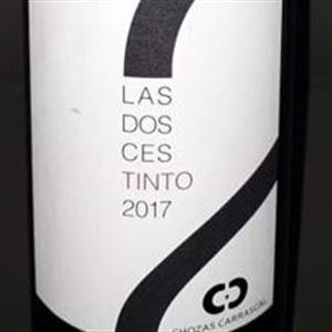 986 - LAS2CES/TEMPRANILLO/SHIRAZ - VINHO TINTO
