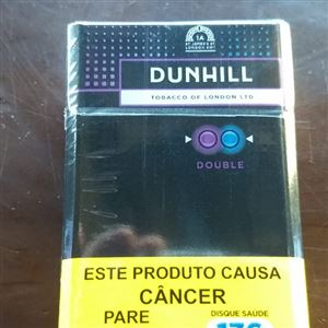 DUNHILL DOBLE CAPSULES