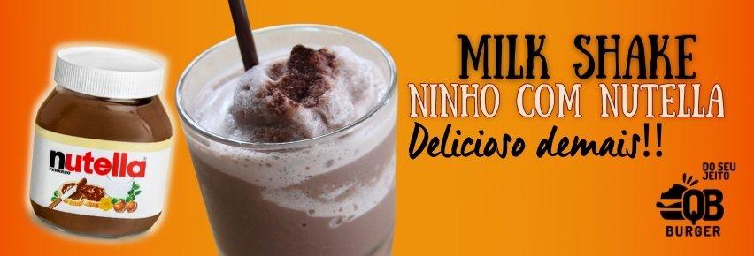 milkshake ninho