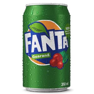 FANTA GUARANÁ LATA 350ML