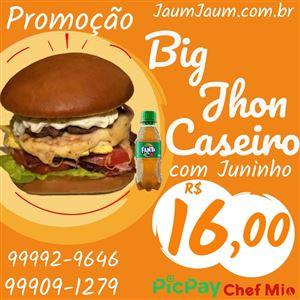 BIG JHON CASEIRO
