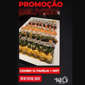 COMBO 14 FAMILIA + HOT (80 PEÇAS)